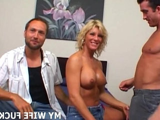 Your wife wants to cuckold you with a male pornstar