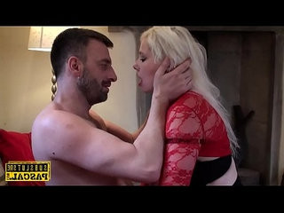 Busty british submissive slammed roughly