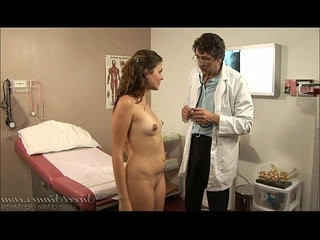 Allie seducing two doctors in one day