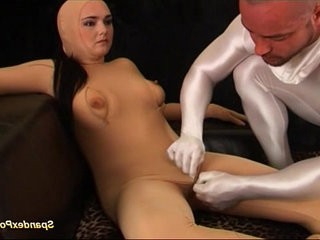 busty girl get anal spandex porn