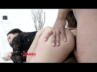 Tiffany doll kitana lure lick and fist each others ass