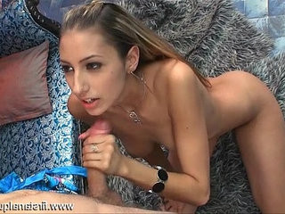 BUTTFUCKED GIRL WITH hard LONG LEGS AND BIG TITS LOVES COCK