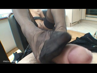 Blue Angel Foot Fetish
